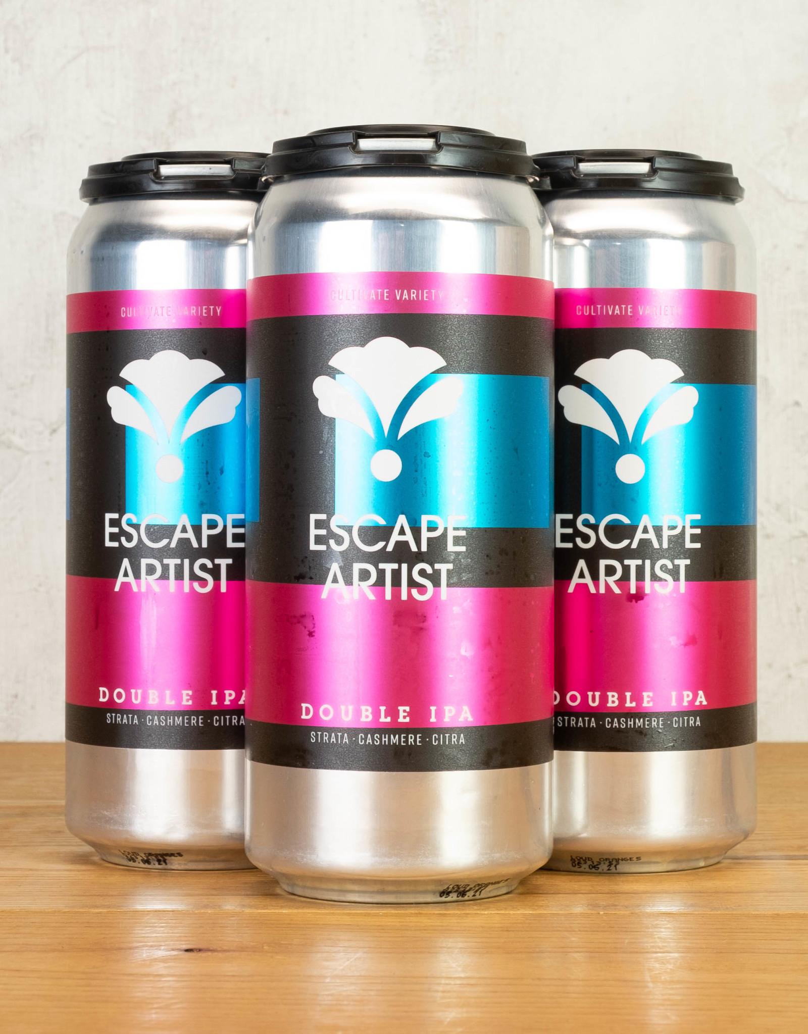 Bearded Iris Escape Artist DIPA