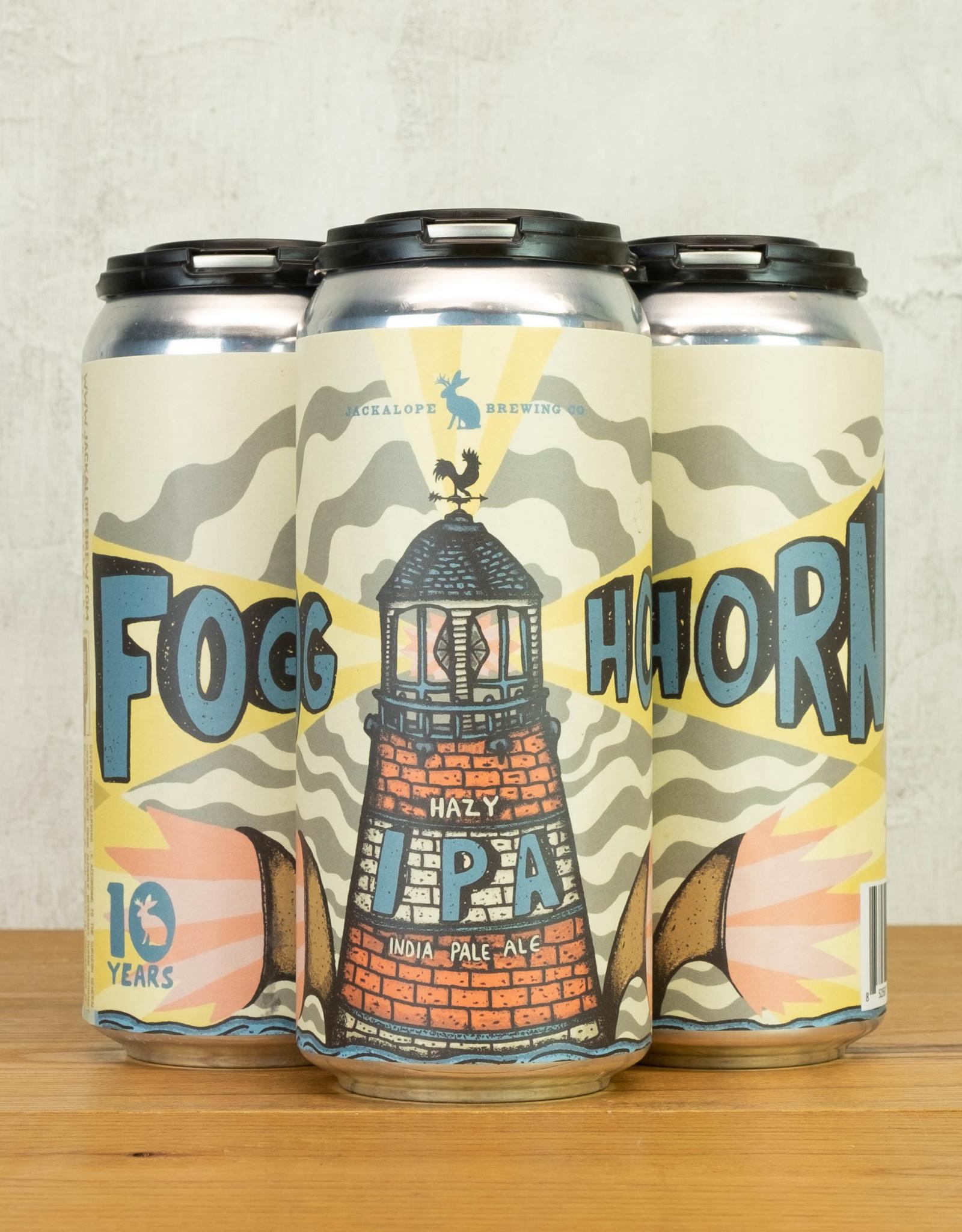 Jackalope Fog Horn Hazy IPA 4pk