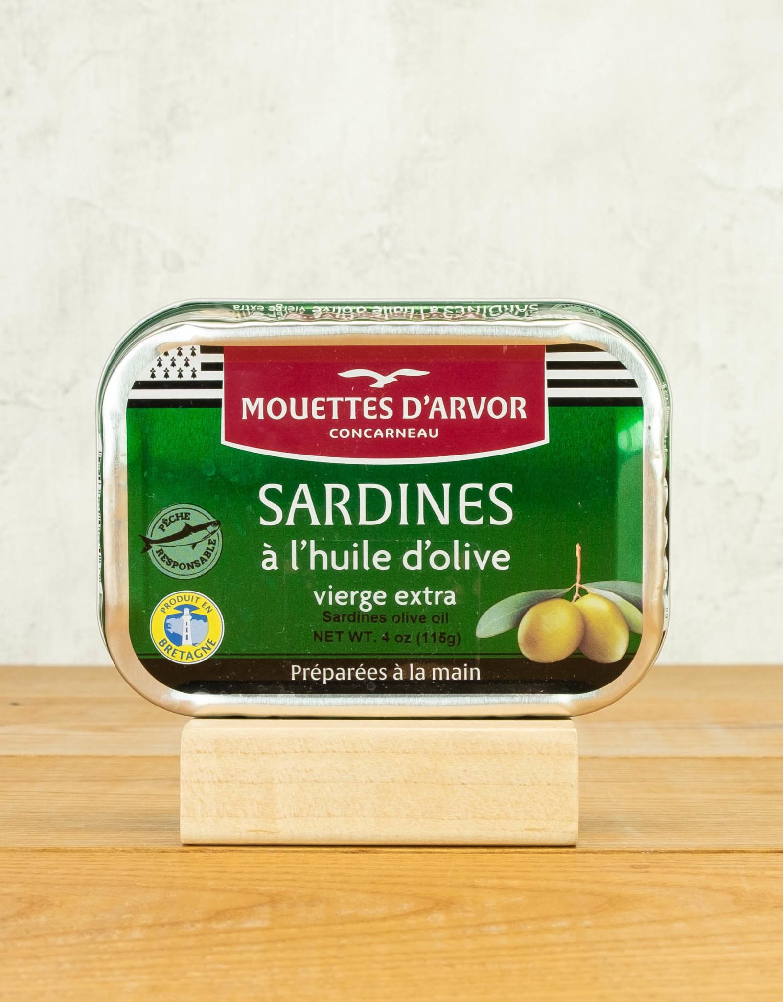 Les Mouettes D'Arvor Sardines in EVOO