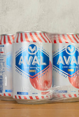 Aval Cidre 4pk cans