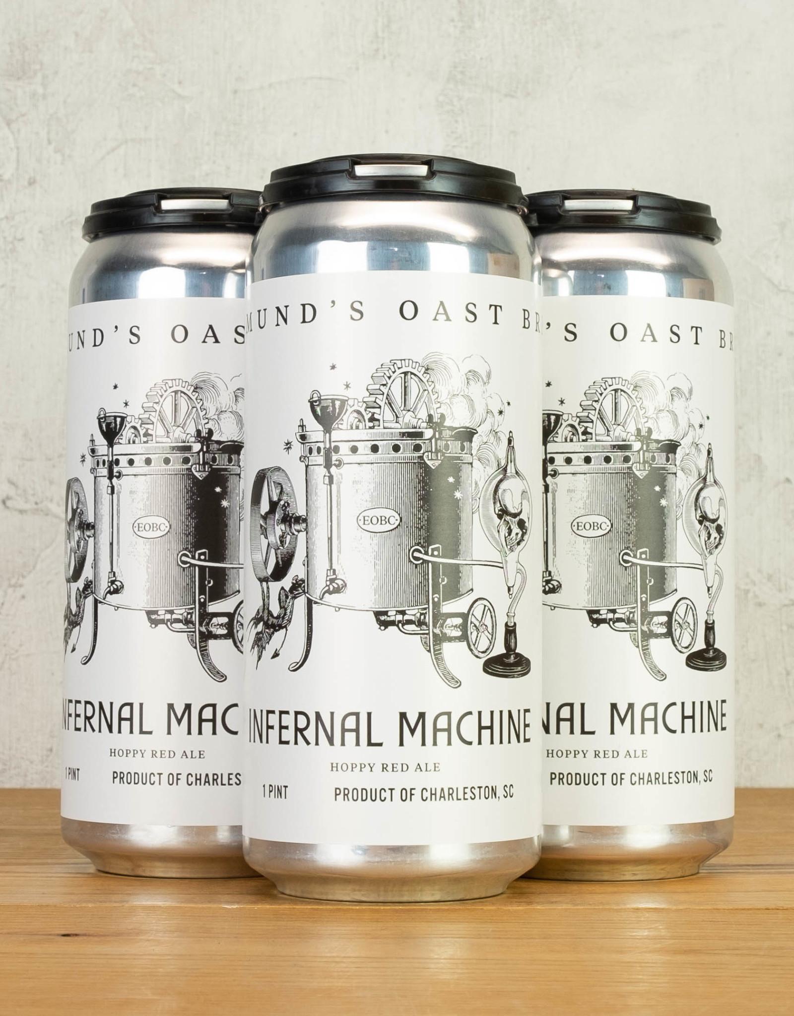 Edmund's Oast Infernal Machine Hoppy Red 4pk