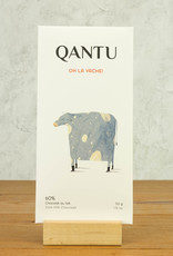 Qantu Oh La Vache! Dark Milk Chocolate 60%