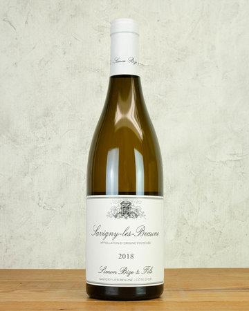 Simon Bize Savigny-les-Beaune Blanc