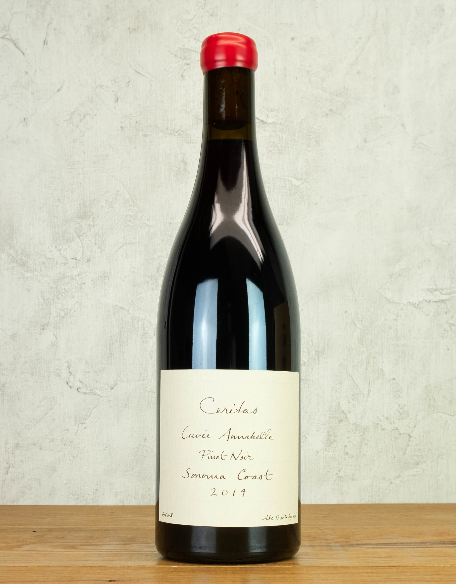 Ceritas Cuvee Annabelle Pinot Noir