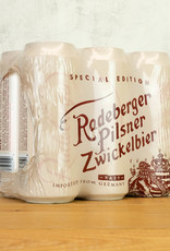 Radeberger Pilsner Zwickelbier 6pk