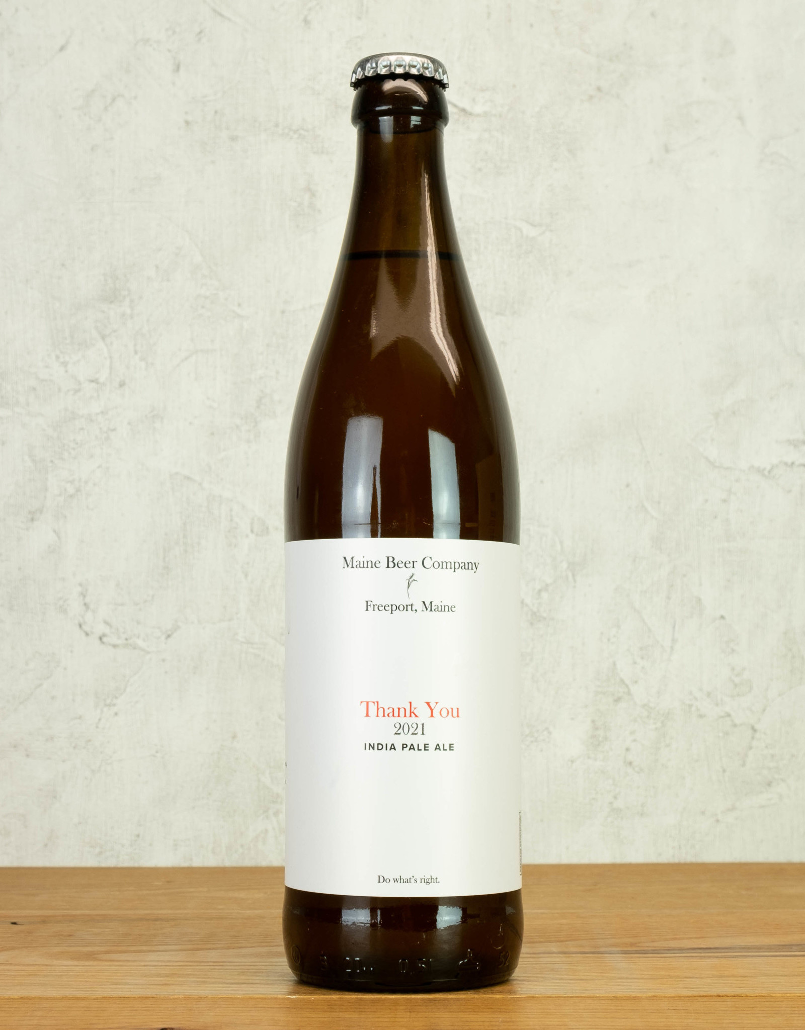 Maine Beer Co. Thank You 2021 IPA 500ml
