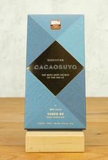 Cacaosuyo Cuzco 80% Dark Chocolate