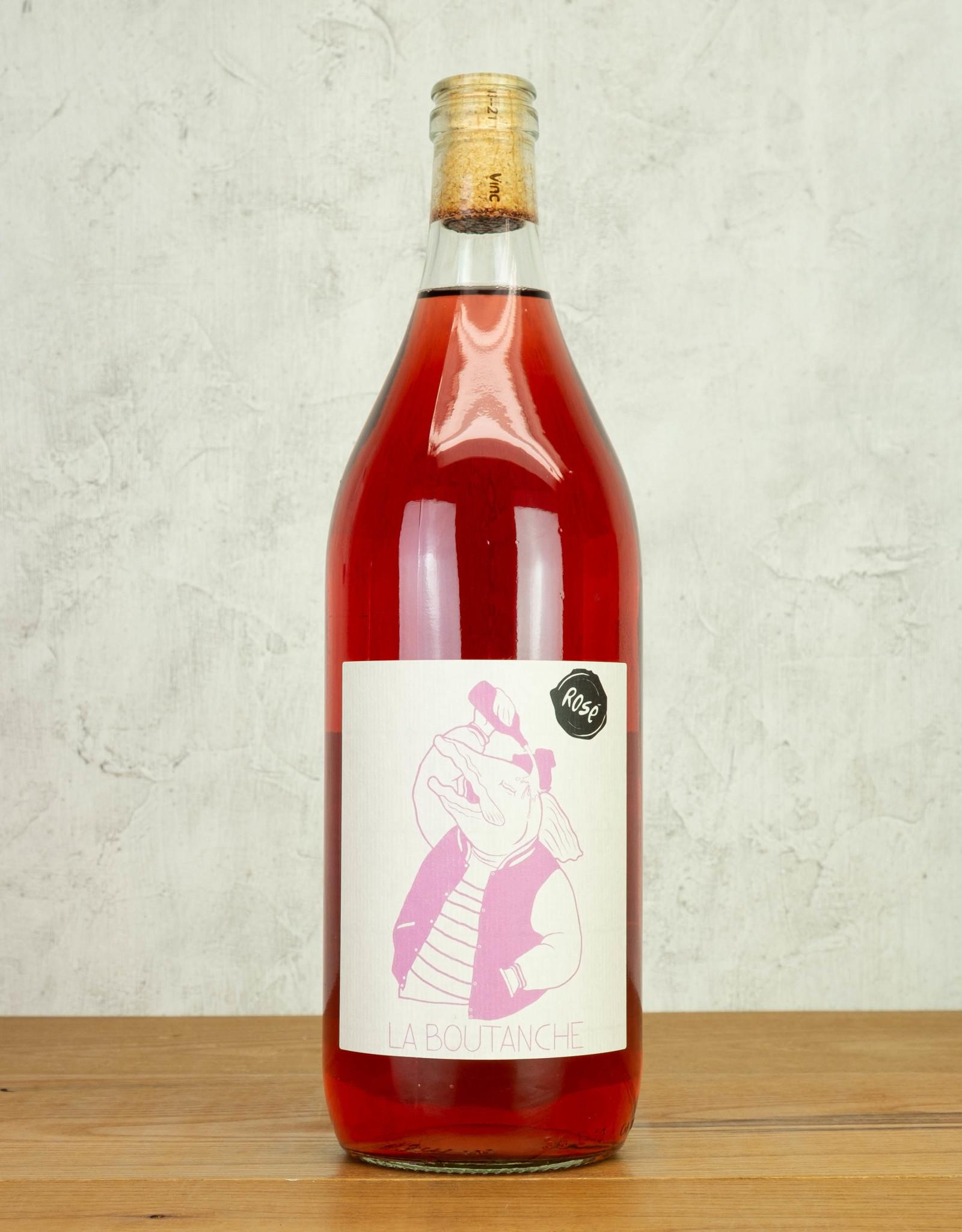 La Boutanche Frantz Saumon Rose