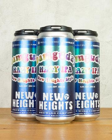 New Heights Damguday Hazy IPA 4pk