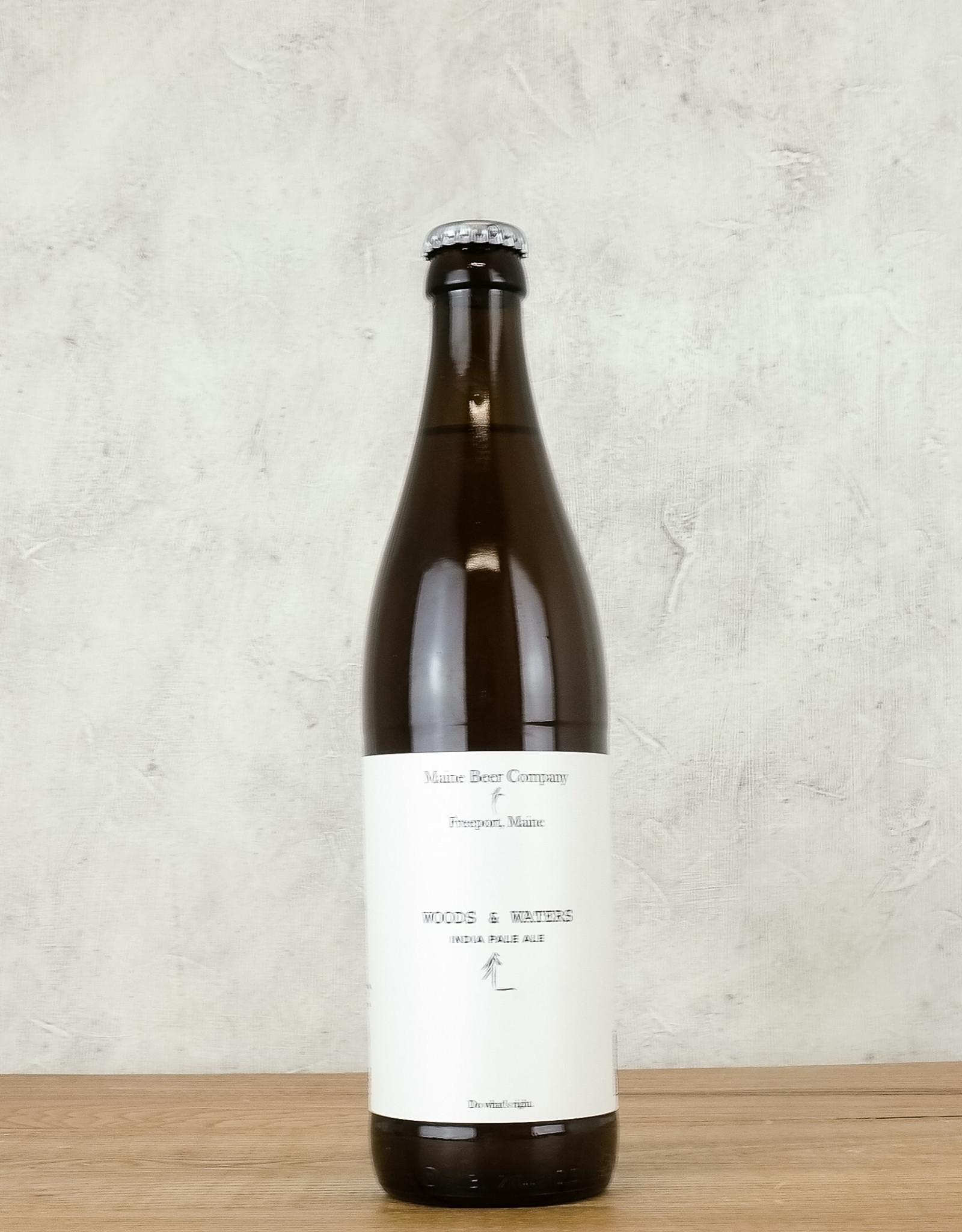 Maine Beer Company Woods & Waters IPA