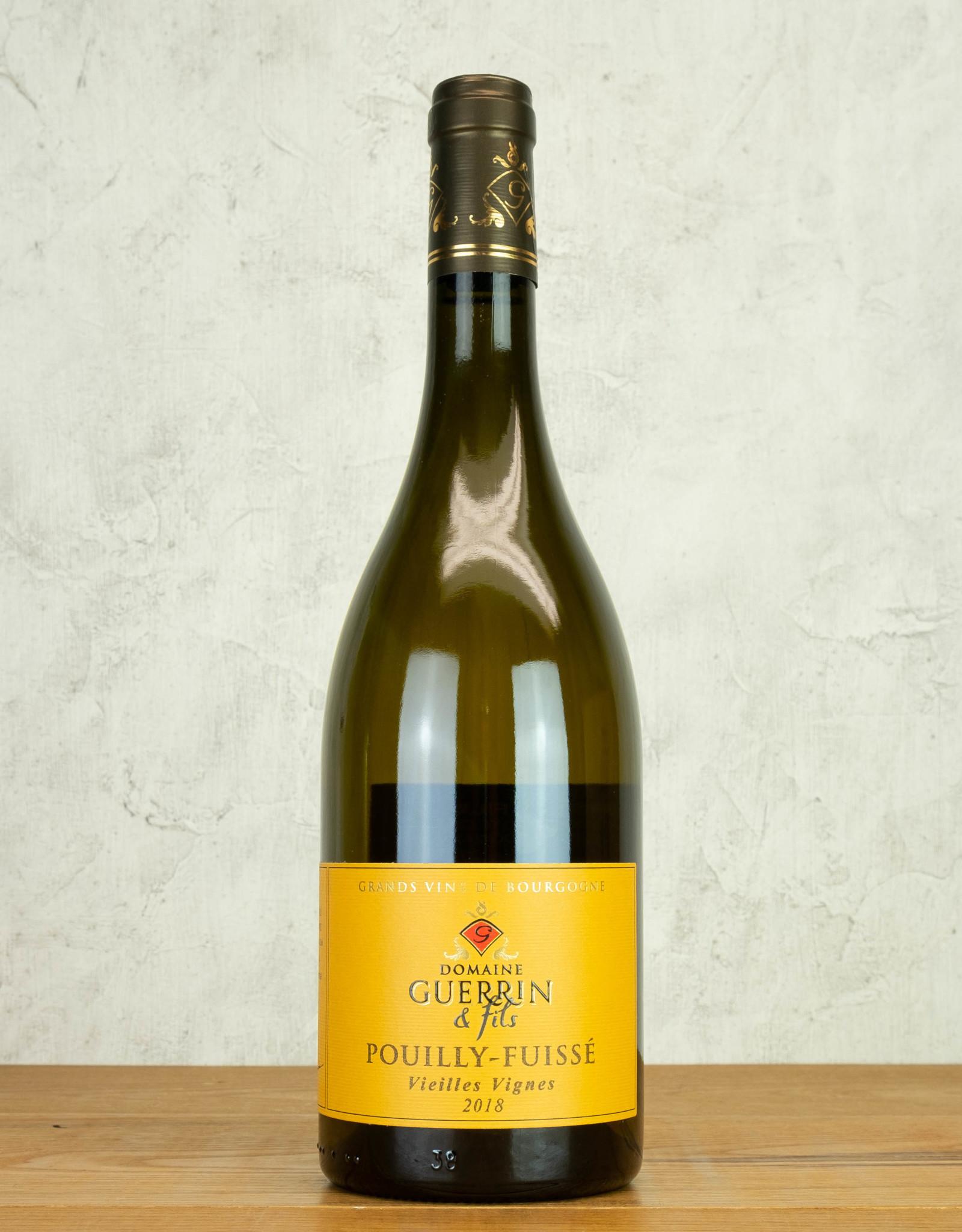 Domaine Guerrin Pouilly-Fuisse Vieilles Vignes