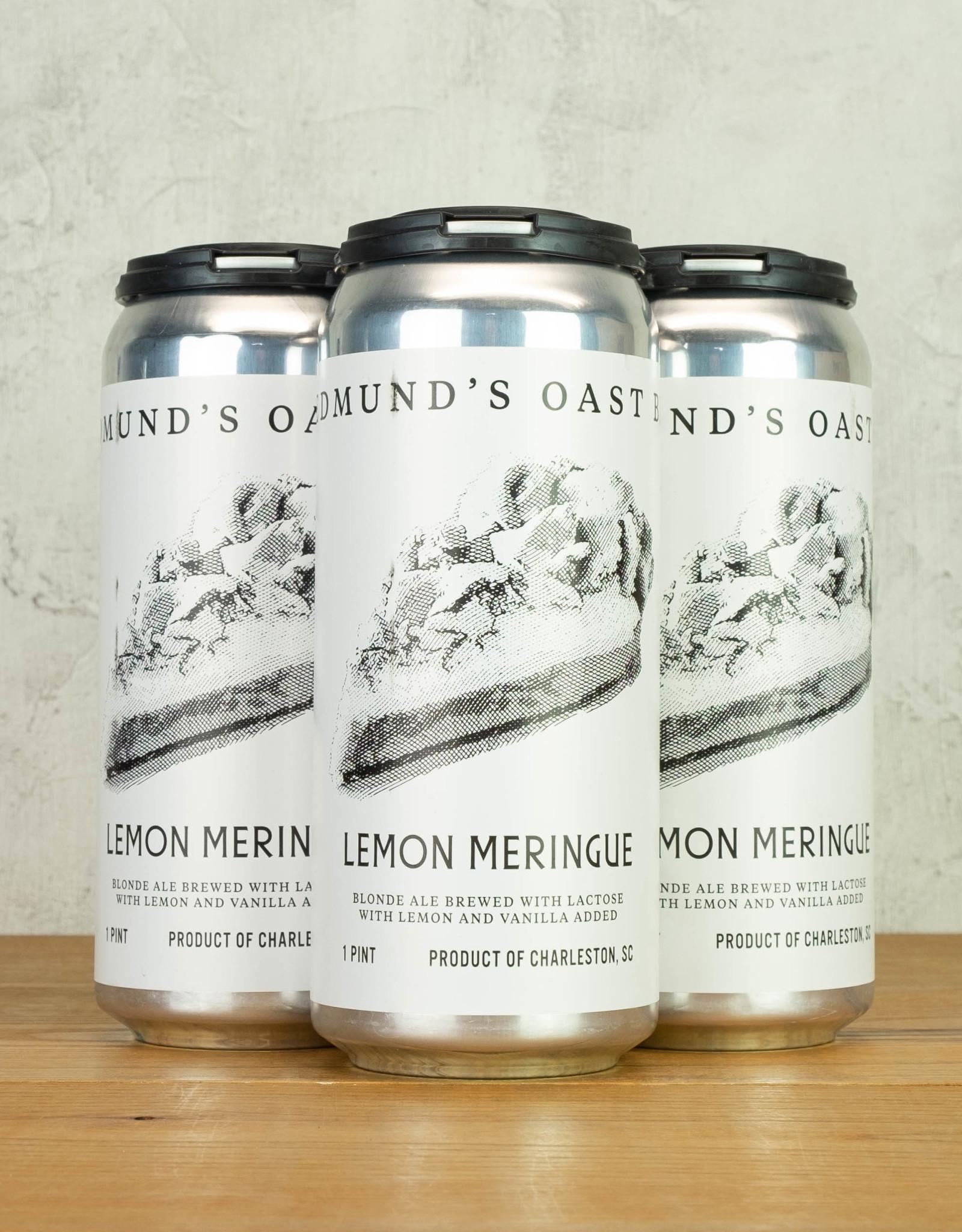 Edmund's Oast Lemon Meringue Blonde Ale 4pk