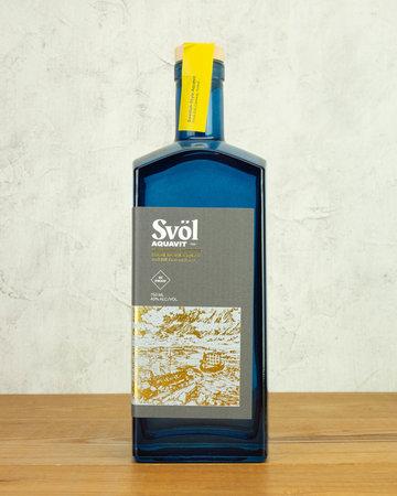 Svol Swedish Aquavit