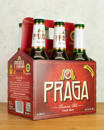 Praga Czech Pils 6pk