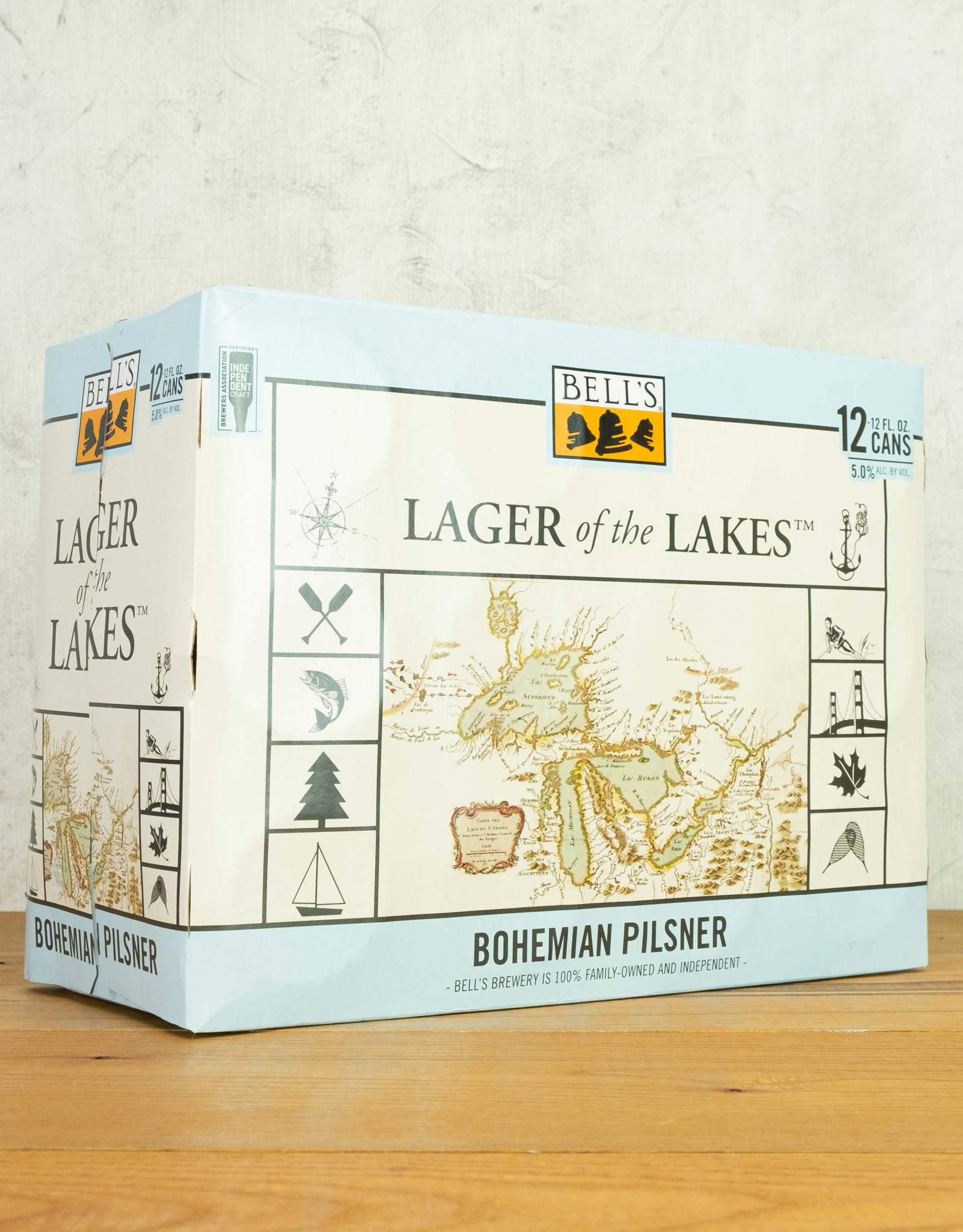 Bell's Lager of the Lakes 12pk