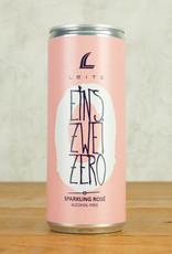Leitz Eins Zwei Zero Non-Alc Sparkling Rose 250ml Can