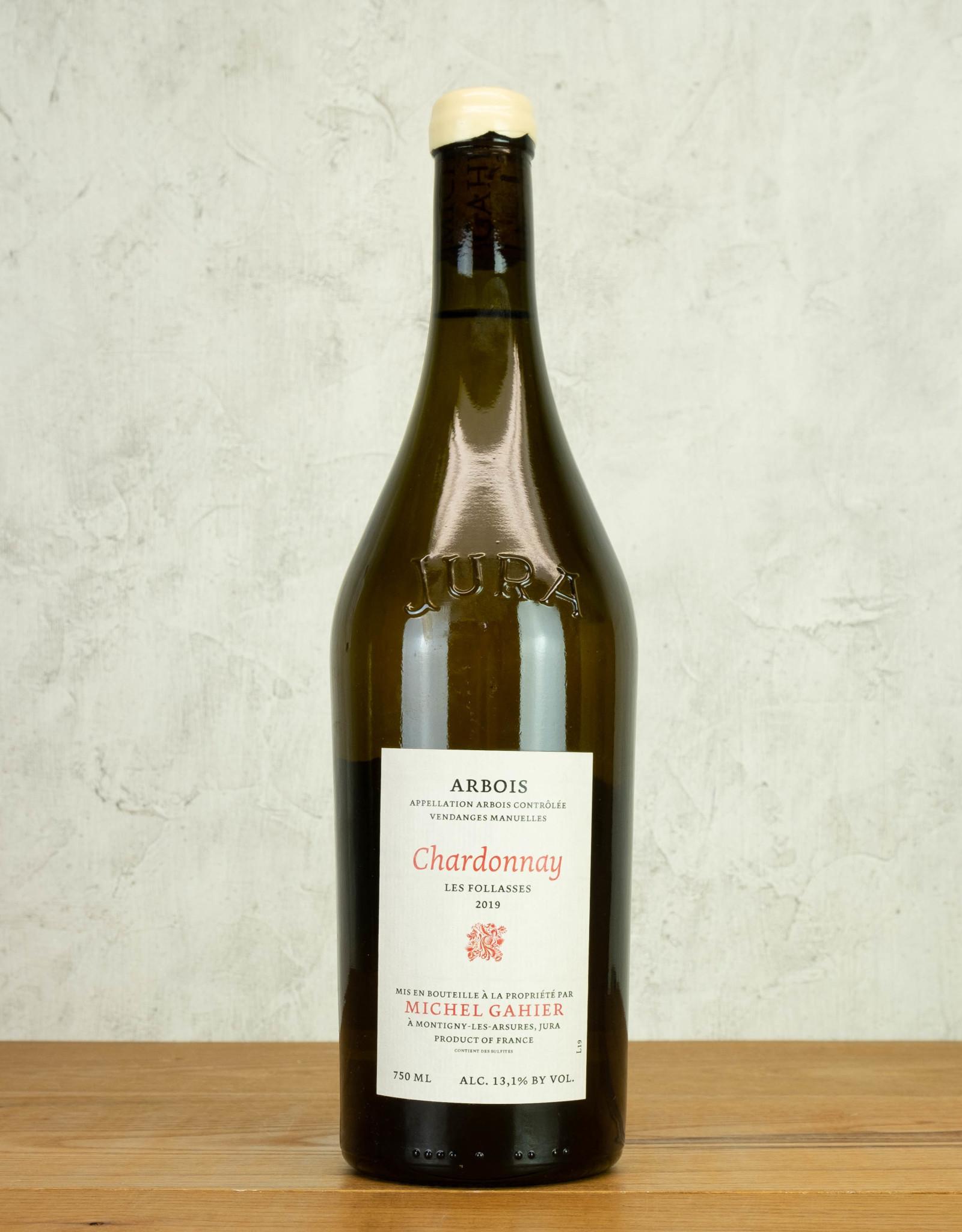 Michel Gahier Arbois Chardonnay