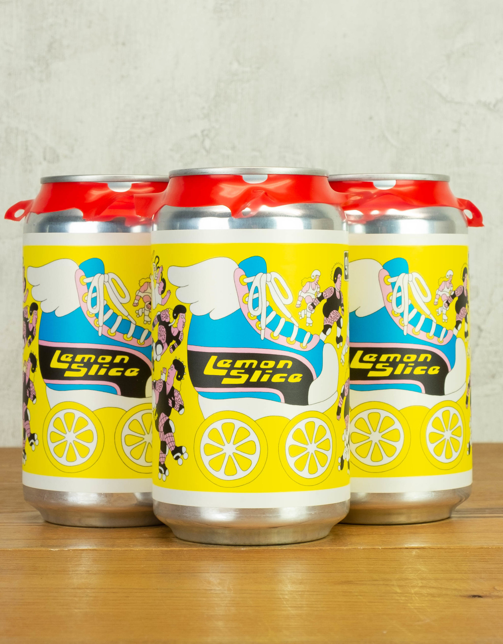 Prairie Lemon Slice Sour 4pk