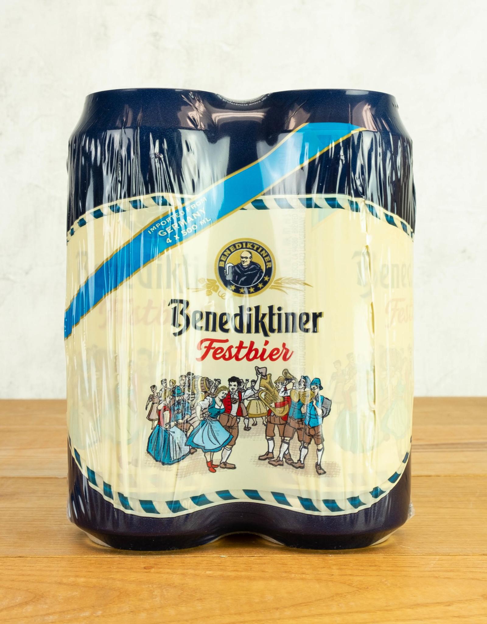 Benediktiner Festbier 4pk