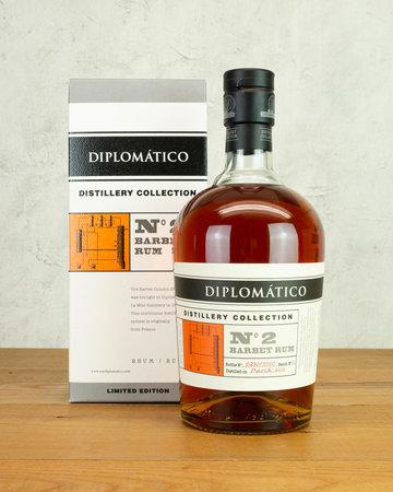Diplomatico Distillery Collection No. 2 Barbet Rum