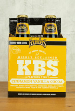 Founders KBS Cinnamon Vanilla Cocoa 4pk