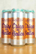 Southern Grist Crisp as Helles 4pk