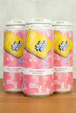 Untitled Art Pink Lemonade Pixie Mix Hard Seltzer