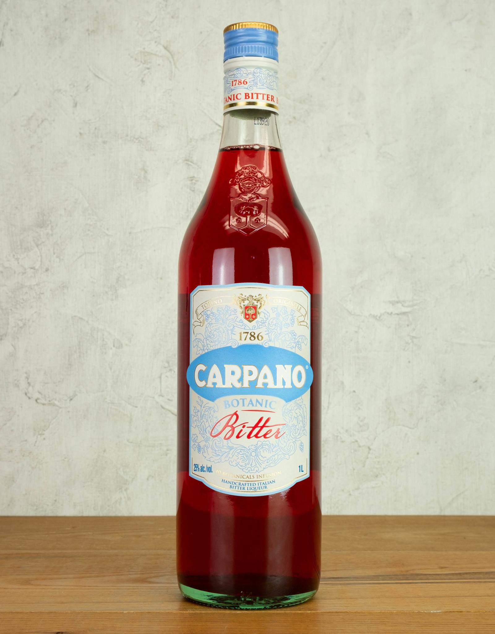 Carpano Botanic Bitter