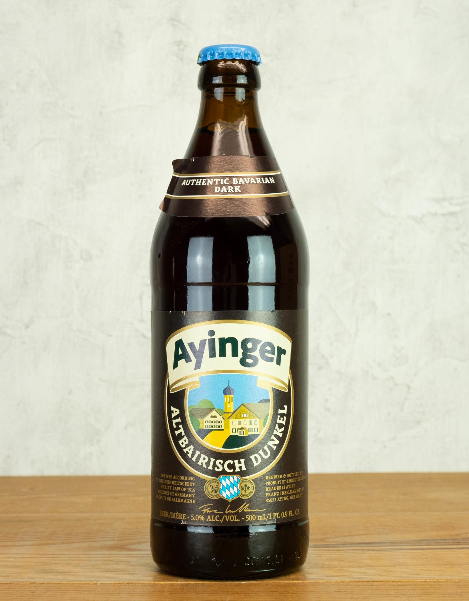 Ayinger Altbairisch Dunkel Single