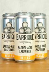 Barrique Barrel-Aged Helles 4pk