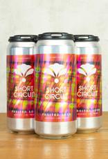 Bearded Iris Short Circuit Fruited Sour 4pk