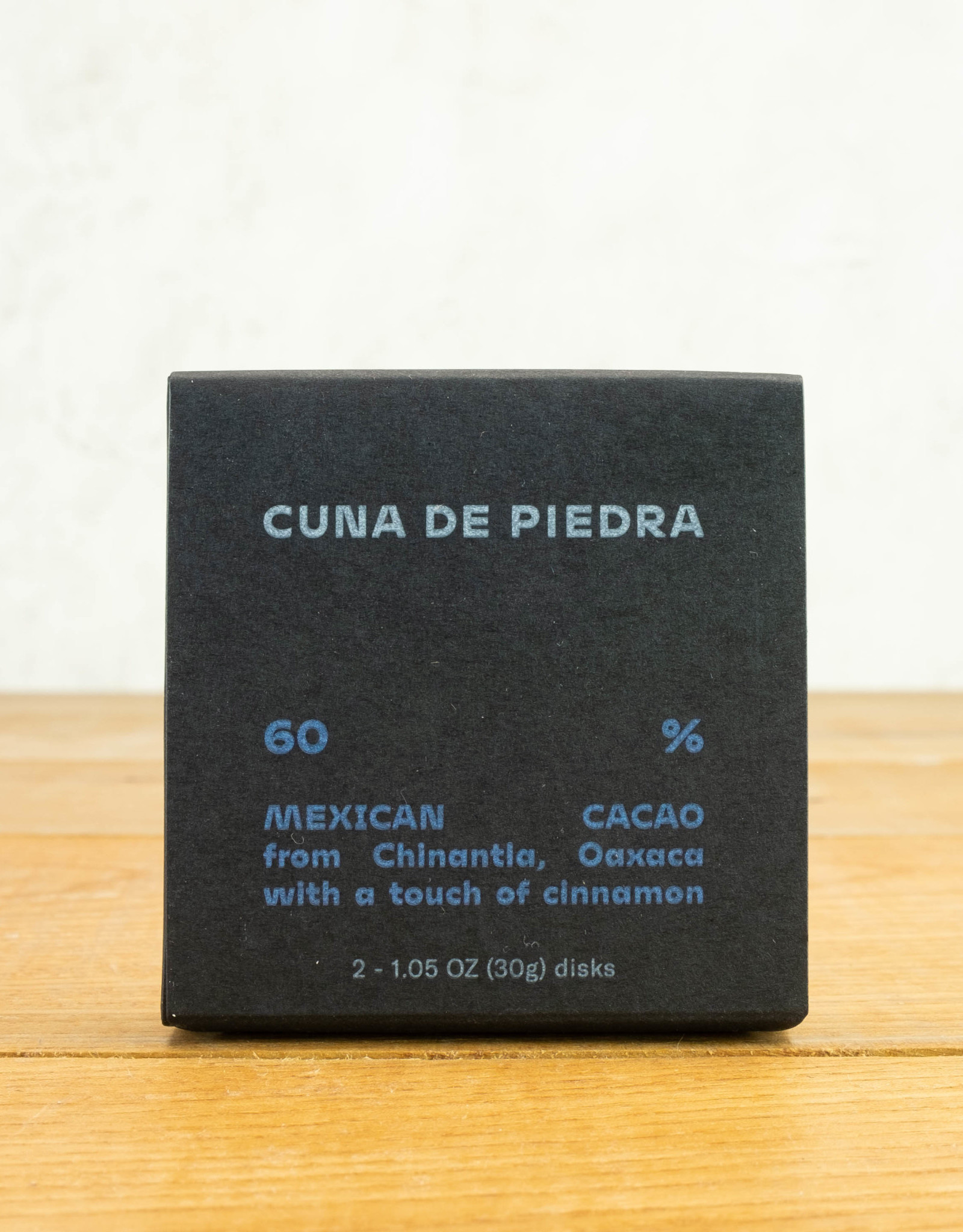 Cuna de Piedra Cacao with Cinnamon