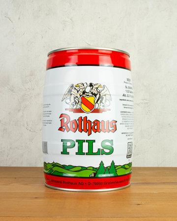 Rothaus Pilsner 5L Mini Keg