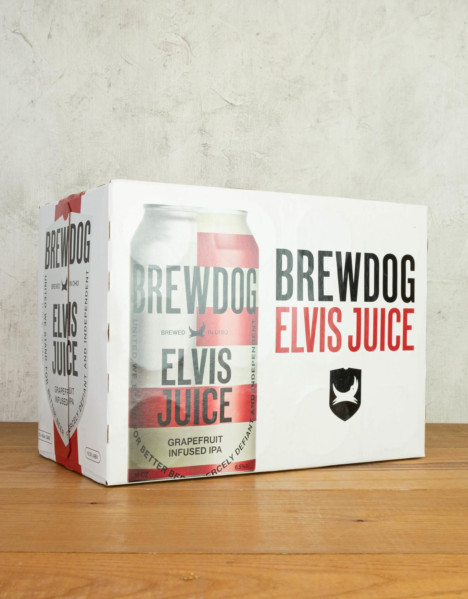 Brewdog Elvis Juice 12pk