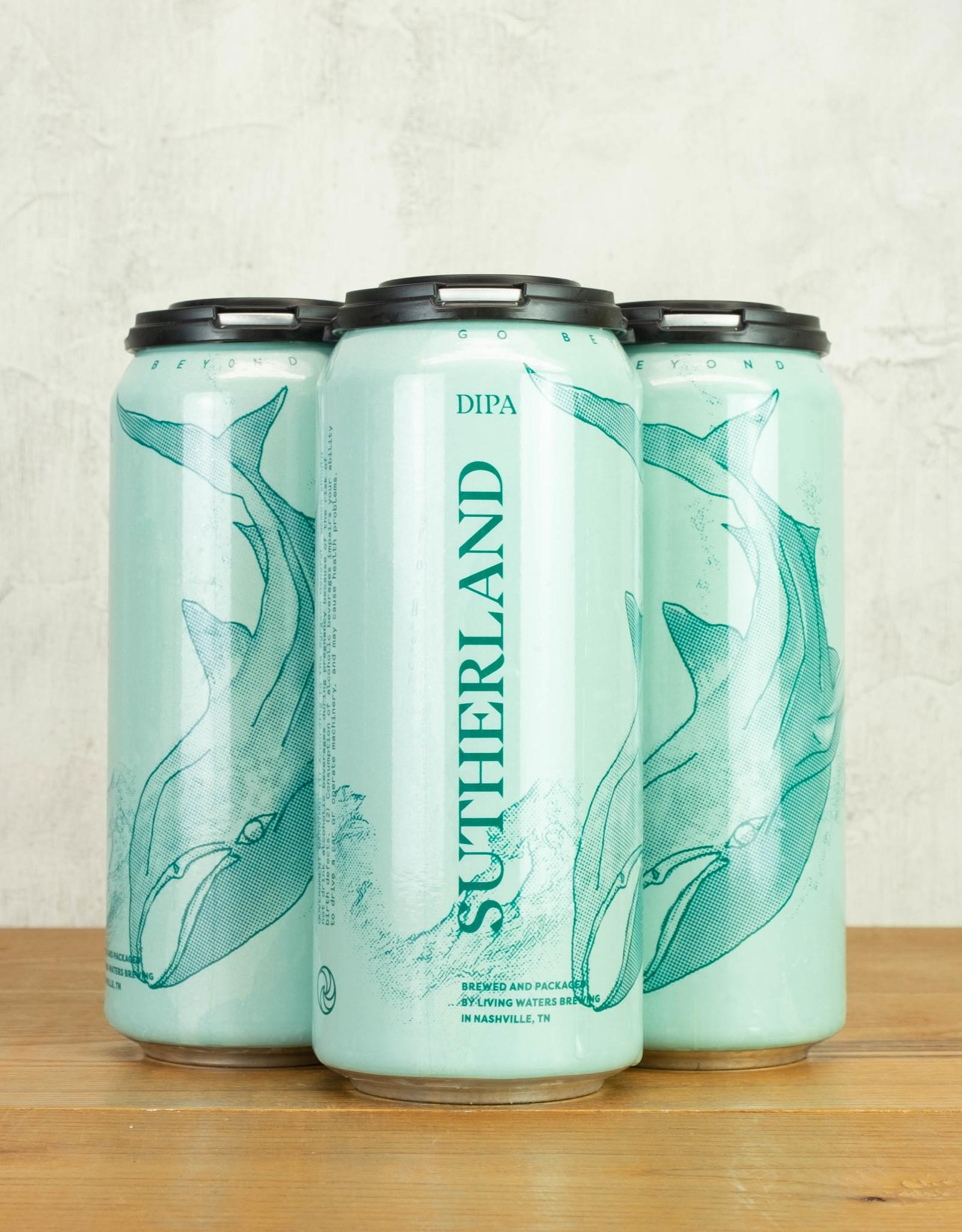 Living Waters Sutherland DIP 4pk