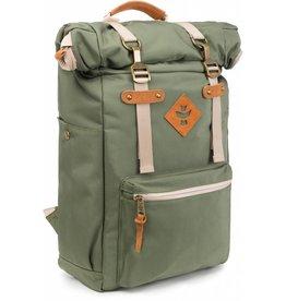 Revelry - Drifter - Rolltop Backpack, Green