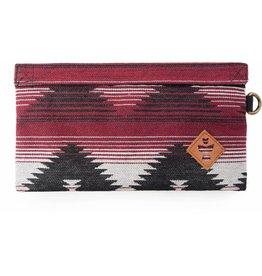 Revelry - Confidant - Small Money Bag, Navajo Maroon