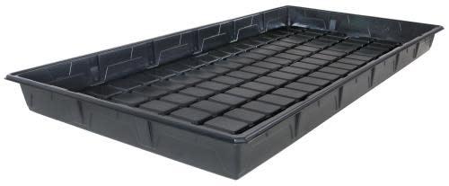Flo n Gro Flo-n-Gro Premium Tray 4 ft x 8 ft ID - Black