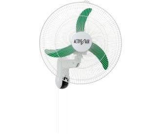 "Active Air Active Air 18"" Wall Mount Oscillating Fan"