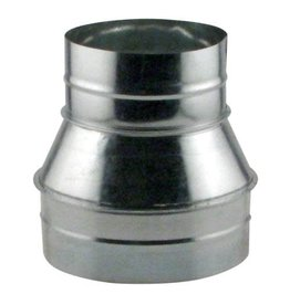 Ideal Air Ideal-Air Duct Reducer 8 in - 6 in (24/Cs)