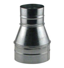Ideal Air Ideal-Air Duct Reducer 6 in - 4 in (24/Cs)