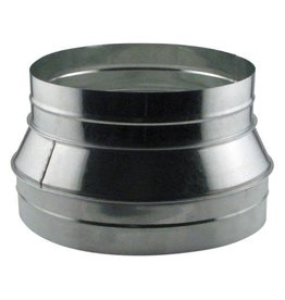 Ideal Air Ideal-Air Duct Reducer 14 in - 12 in (12/Cs)