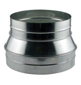 Ideal Air Ideal-Air Duct Reducer 12 in - 10 in (12/Cs)