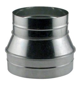 Ideal Air Ideal-Air Duct Reducer 10 in - 8 in (12/Cs)