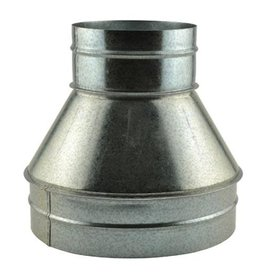 Ideal Air Ideal-Air Duct Reducer 10 in - 6 in (12/Cs)