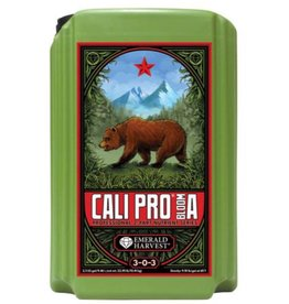 Emerald Harvest Emerald Harvest Cali Pro Bloom A 2.5 Gal/9.46 L (2/Cs)