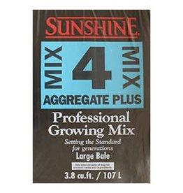 Sunshine Sunshine Aggregate Plus  Mix #4, 3.8 cf comp.