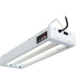 Agrobrite Agrobrite T5 2Ft, 2 Tube Fixture w/Bulbs