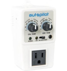 AutoPilot AutoPilot Analog 24hr Recycling Timer