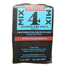 Pro-Mix Sunshine Mix # 4 w/ Mycorrhizae 3.0 cu ft (35/Plt)